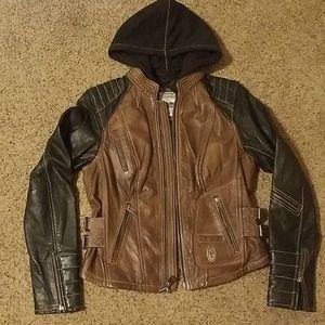 RARE Vintage Madrona Harley Davidson Jacket